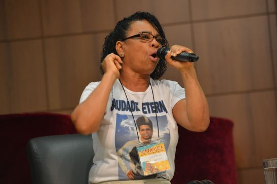 On November 20, the Day of Black Consciousness, Maria de Fátima da Silva revealed how she was treated, censored and manipulated by the Globo TV program