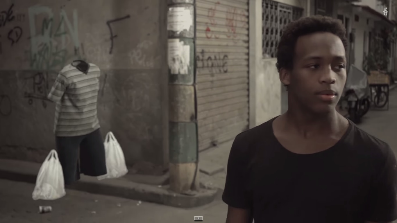Gérson De Oliveira Nunes within 77% of young people killed in brazil are black – amnesty