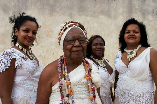 Singers of Jongo da Serrinha