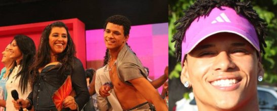 Dancer Douglas Rafael da Silva Pereira was killed back in April
