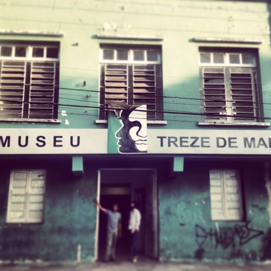 Museu Treze de Maio before renovations