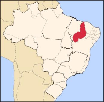 Northeastern state of Piauí
