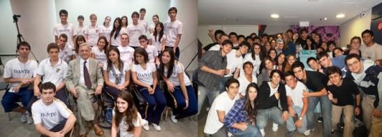 Colégio Dante Alighieri and Colégio Objetivo (private schools) in São Paulo
