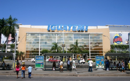 Iguatemi Shopping mall in Salvador, Bahia