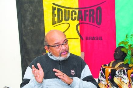 David dos Santos of Educafro