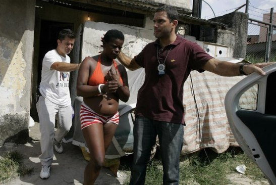 Cleuza Balbina de Paula, 42, led police agents to the house she shared with das Graças and her ex-husband