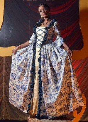 Isabel Fillardis interpreta cantora que desafiou preconceitos no século 19 (3)