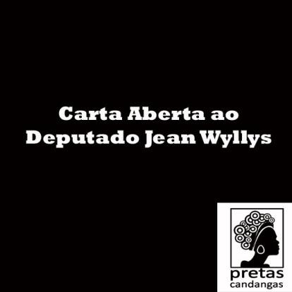 Open letter to Deputado (Congressman) Jean Wyllys