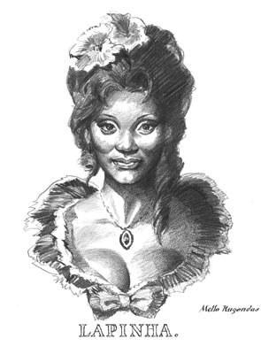 Lapinha (Joaquina Maria da Conceição Lapa)