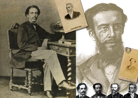 """The greatest Brazilian writer was black,"" says Ronald, on Machado de Assis"