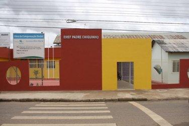 Padre Chiquinho school in Porto Velho, Rondônia