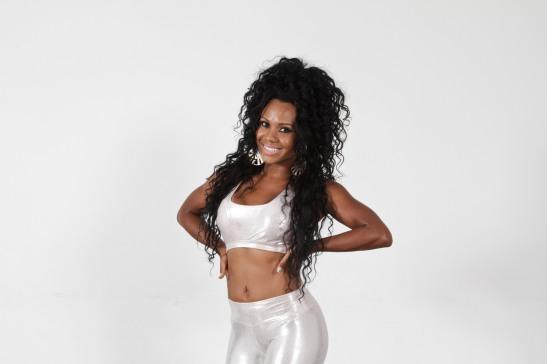 Cintia Cristina de Mello, 27, dancer