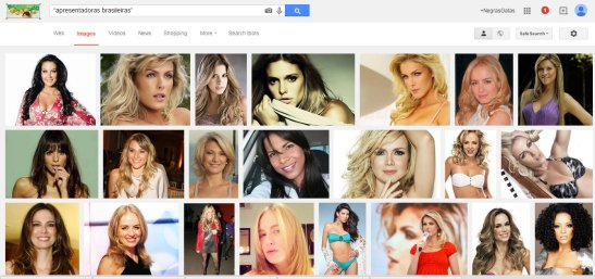 "Google image search with words ""Brazilian female hosts"""