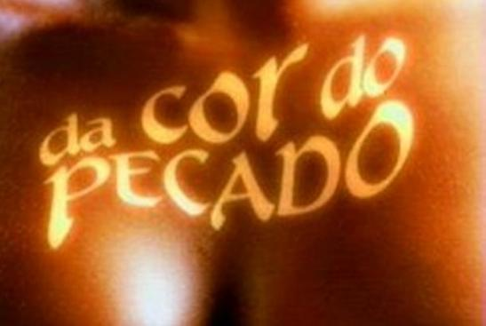 "Globo TV novela ""Da Cor do Pecado"""