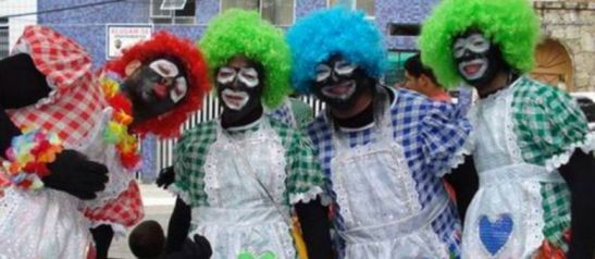 The Domésticas de Luxo Carnaval bloco appeared in 1958 and is composed only of men