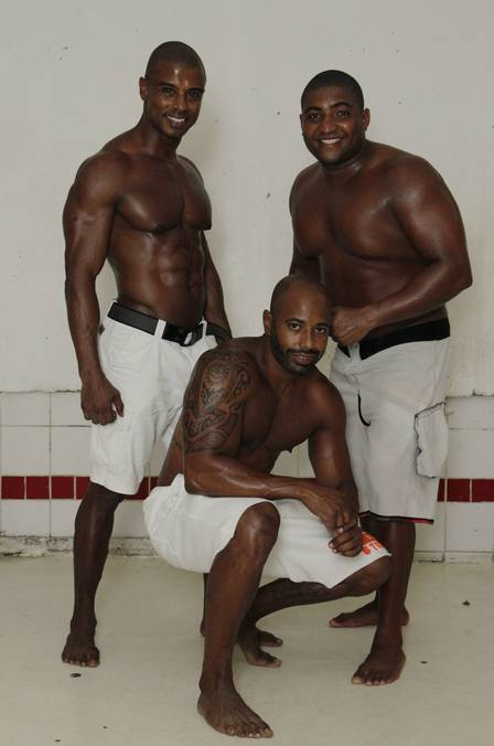 Rodolpho Filho, Allan Nogueira and Erick Luiz reveal that they've already been pursued by various women