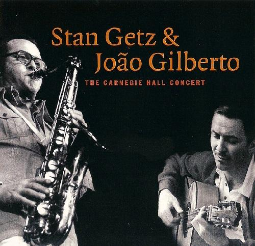Stan Getz and João Gilberto