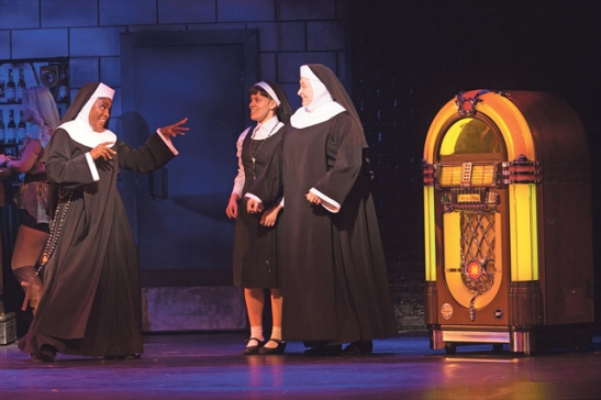 'Mudança de Habito' (Sister Act)