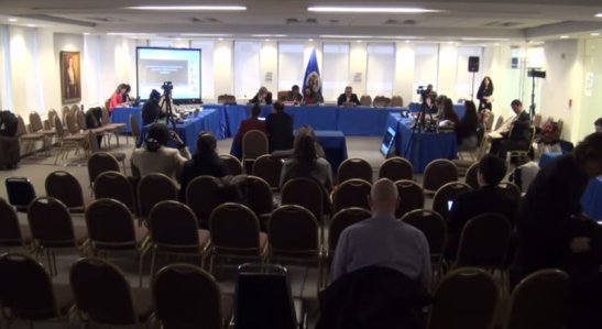 Public Hearing on the 154th Session of the Inter-American Commission on Human Rights (IACHR)