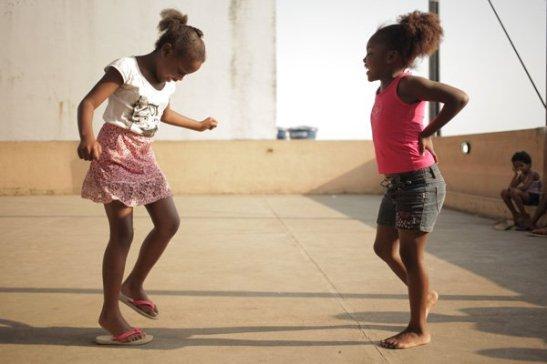 Afrobetizar children