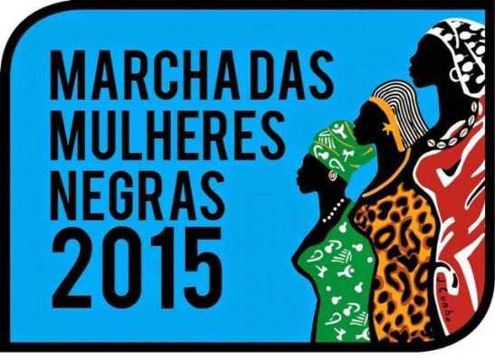 2015 Black Women's March - November 18, 2015 in Brasília