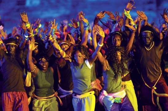 World Festival of Black Arts in Dakar, Senegal, in 2010