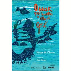 Book: 'O mar que banha a Ilha de Goré'