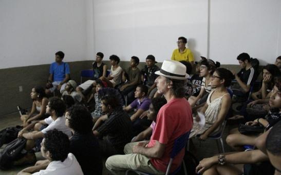 Projeto Tela Preta no Memorial Zumbi dos Palmares