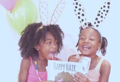 'Happy Hair Girls'
