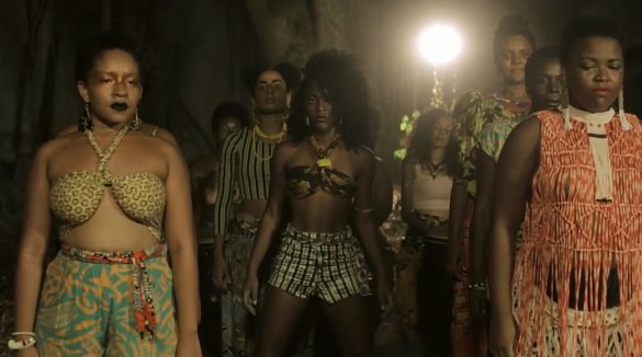 Scene from the short film 'K-Bela'