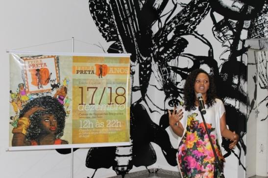 Adriana Barbosa, fundadora da Feira Preta