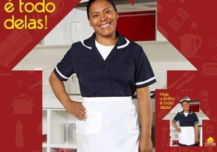 Bombril é acusada de racismo por campanha com empregada doméstica negra (capa)