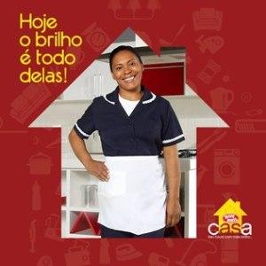Bombril é acusada de racismo por campanha com empregada doméstica negra