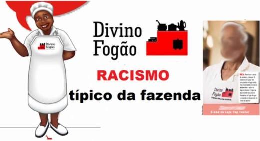 Divino Fogão e a saudade da escravidão (capa)