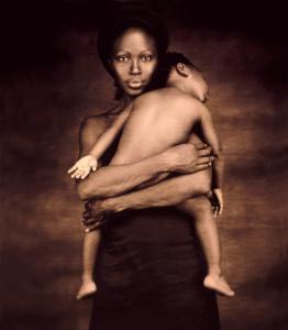 Eu, mulher preta e uma certeza - Mãe solteira