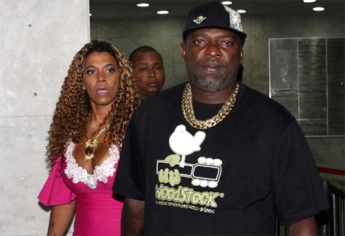 Mr. Catra and one of his women