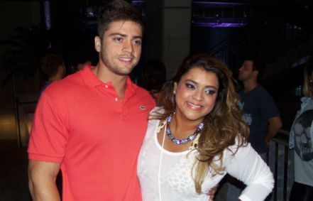 Preta Gil and boyfriend  Rodrigo Godoy