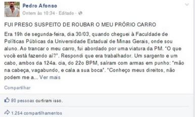 Pedro Afonso: