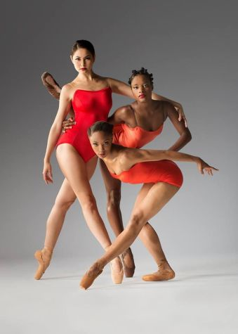 Silva is a featured dancer with the Dance Theatre of Harlem