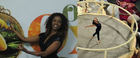 Dancer Bethânia Gomes encouraged Silva to try out for the Dance Theatre of Harlem