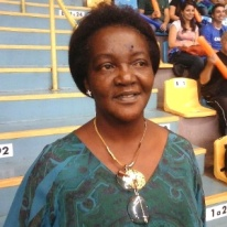Magali Dias Assumpção, athlete's mother