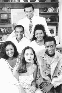 The 1995 novela, 'A Próxima Vítima', featured the first Afro-Brazilian middle class family in the history of Brazilian television