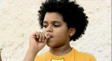 8-year old Lucas Neiva