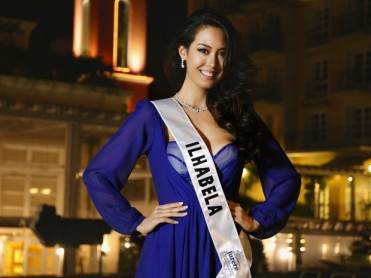 The runner up, Catharina Choi, will assume the Miss World Brazil title
