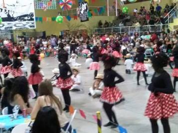 Escola Nossa Senhora Servita Rainha dos Corações school in the Jacarepaguá neighborhood of Rio de Janeiro