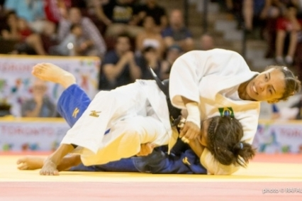 Érika Miranda claims Brazil's first gold medal in the Pan Games