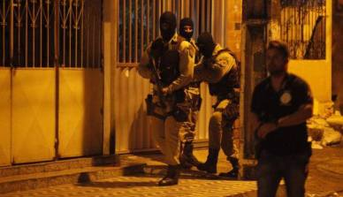 Military Police in Bahia is known for its brutal tactics