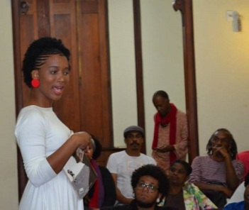 Etiene Martins talks about the inspiration for the newspaper