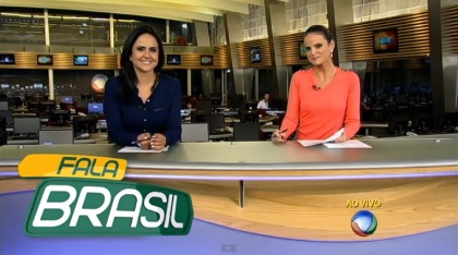 'Fala Brasil' of the Rede Record TV network
