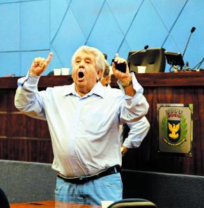 Councilman Cid Ferreira